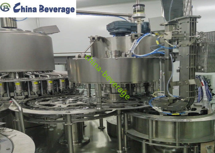 Economic Drinking Water Filling Machine Line Small Scale Automatic Mineral